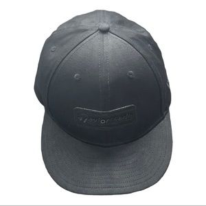 New Era 9Fifty black snap back TaylorMade Cap hat
